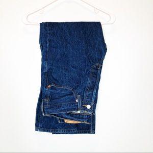 LEVI's 501 Button Fly Straight Unisex Cotton Jeans